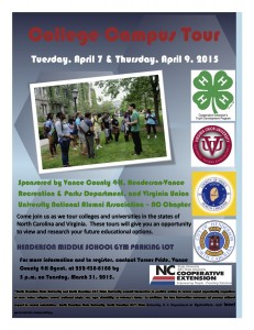 Cover photo for Tomorrow & Thursday - Free College Tours