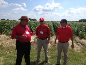 Cover photo for 2018 NC State Tobacco Tour