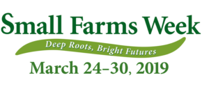 Cover photo for 2019 Small Farms Week