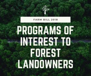 programs for forest landowners