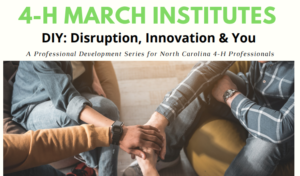 Cover photo for 4-H March Institute / Registration Open
