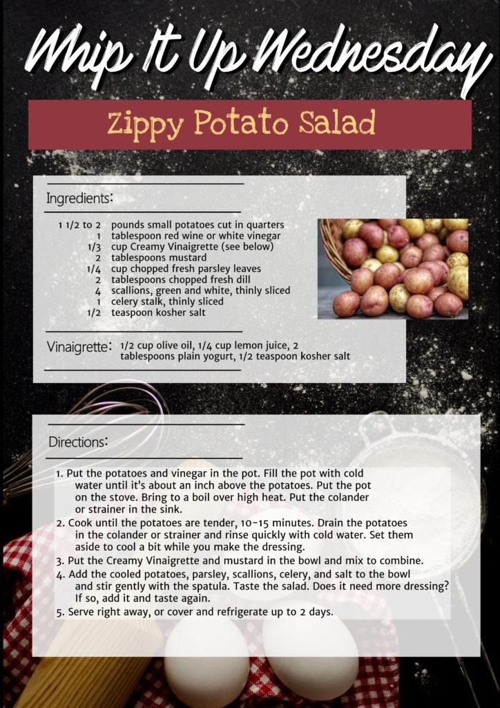 Zippy Potato Salad