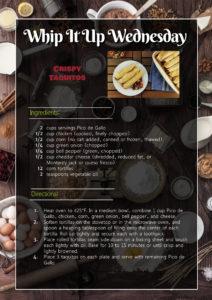 Crispy Taquitos Recipe