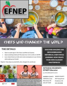 Cover photo for Chefs Who Changed the World